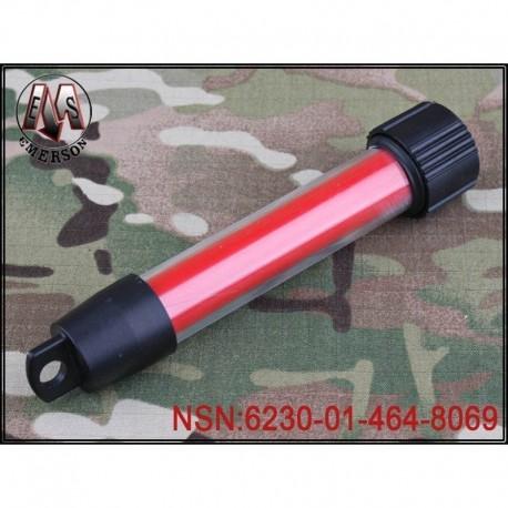 EMERSON Glowstick (Cyalume elettrico) low Rosso