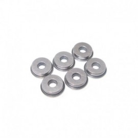 Boccole piene in acciaio 8mm