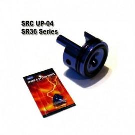 Testa cilindro alluminio doppio O-Ring per G36