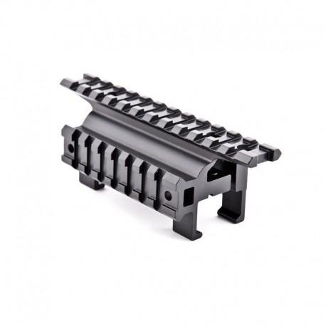 Slitta weaver per MP5/G3