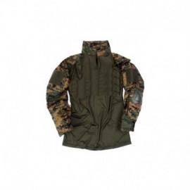 Combat Tactical (con gomitiere) Shirt Marpat