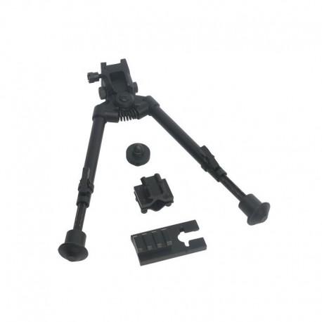 SWISS ARMS Bipede Compact in alluminio