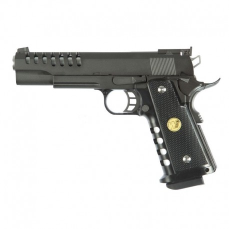 WE 1911 Hi Capa 5.1 nera a gas