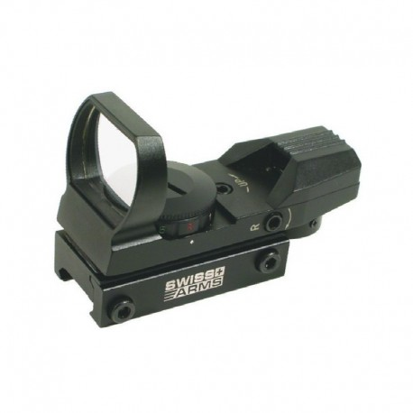 Swiss Arms Reflex Red Dot Mutireticolo
