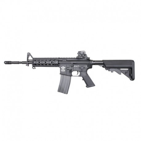 G&G M4 RIS RAIDER CQB SCARRELLANTE LONG