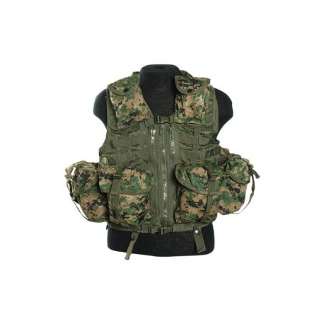 Mil-Tec Tattico Hard Gear Marpat