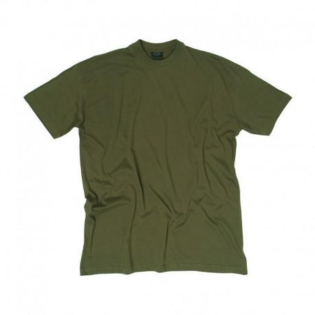 Mil-Tec T-Shirt US style OD Green