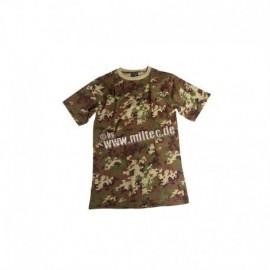 Mil-Tec T-Shirt US style Vegetata
