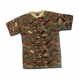 Mil-Tec T-Shirt US style Marpat