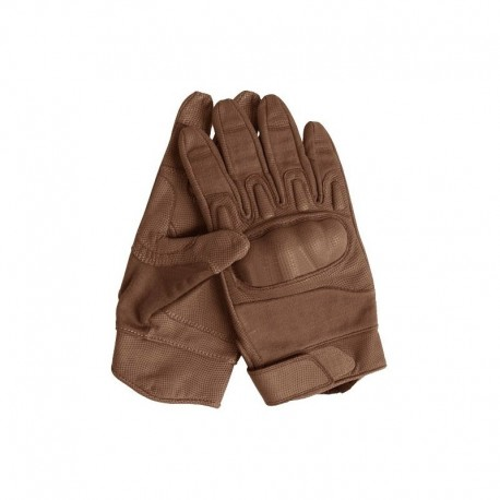 Mil-Tec Guanto tattico in nomex Coyote Brown