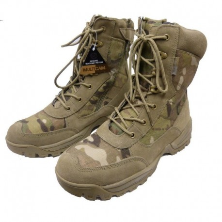 Mil-Tec Tactical boots Multicam ®