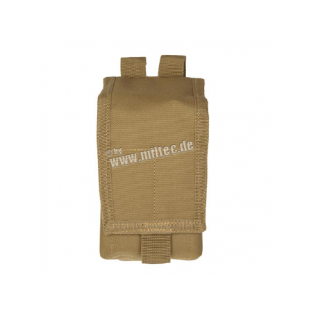 Mil-Tec G36-G3-M14 Mag Pouch Coyote Brown