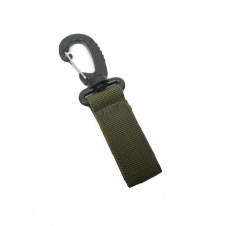 Mil-Tec Gancio fucile per tattico OD Green