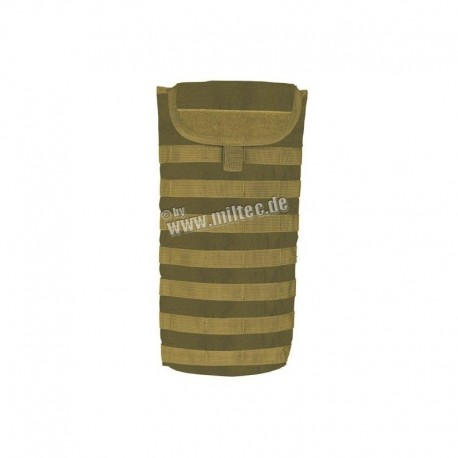 Mil-Tec Camelback MOLLE system Coyote Brown