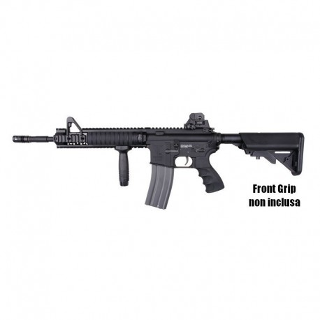 G&G M4 GR15 RAIDER XL NERO BLOWBACK