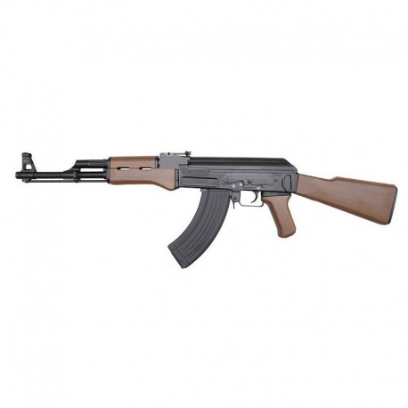 G&G AK47 N WOOD FULL METAL BLOW BACK