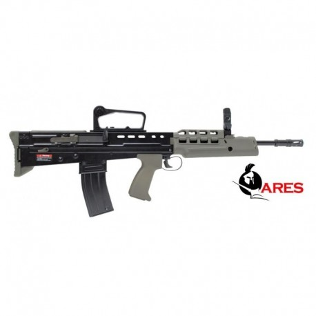 ARES L85 A2 FULL METAL OD GREEN