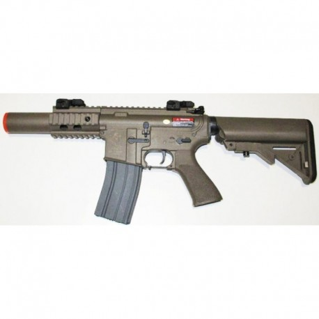 ARES M4 STUBBY KILLER TACTICAL CQB TAN