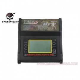 EMERSON Caricabatterie Dual Power  Plus Touch Screen