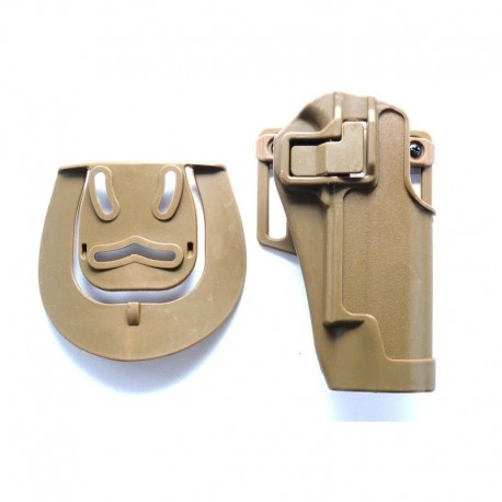 TANGO Tactical Fondina rigida tipo Serpa per 1911 DE