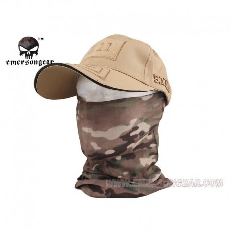 EMERSON Fast dry Multi-function hood Multicamo