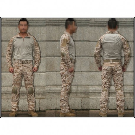 EMERSON ACT of  VALOR Combat Suit AOR1