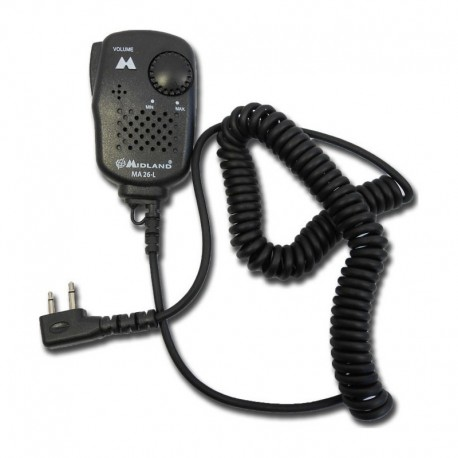 MIDLAND Microphone / Speaker MA26-L