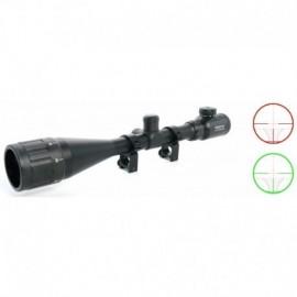 TT Ottica 6-24X50AOE sniper dot illuminato rosso/verde