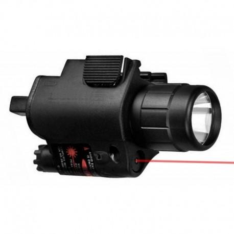 ACM Modulo integrato laser e torcia led (120 lumens)
