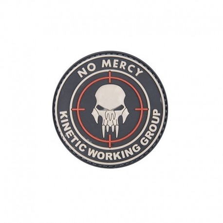 JTG Kinetic Working Group Rubber Patch