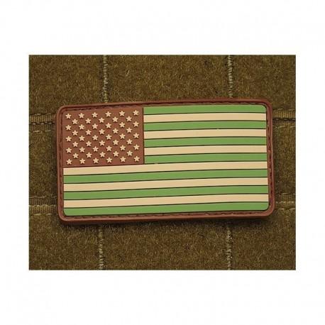 JTG US Flag Rubber Patch MC