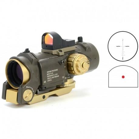 TT Elc Specter 4x FDE con mini dot