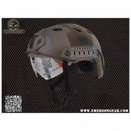 EMERSON FAST HELMET PJ Seal colour with goggle
