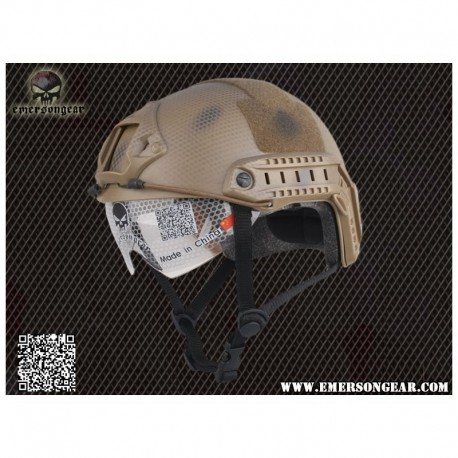 EMERSON FAST HELMET MH Seal colour with goggle