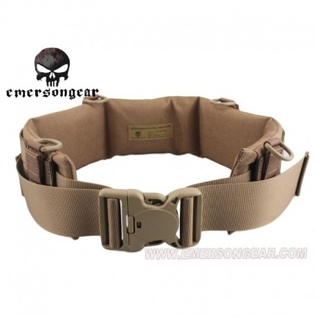 EMERSON MOLLE Padded Patrol Belt CB