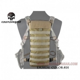 EMERSON 2649E 2.5L Hydration Back Panel Khaki