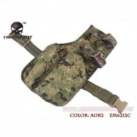 EMERSON MP7 Leg Holster AOR2