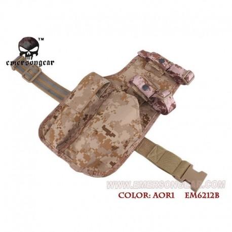 EMERSON MP7 Leg Holster AOR1