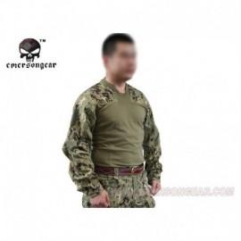EMERSON Arc Talos Halfshell combat shirt  AOR2