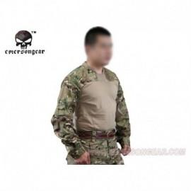 EMERSON Arc Talos Halfshell combat shirt Multicamo