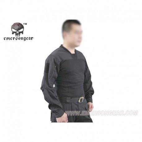 EMERSON Arc Talos Halfshell combat shirt  Black