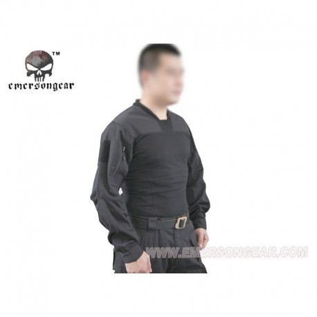 EMERSON Arc Talos Halfshell combat shirt  Black