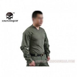 EMERSON Arc Talos Halfshell combat shirt  OD Green
