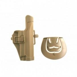 TANGO Tactical Fondina rigida tipo Serpa per P226 Tan