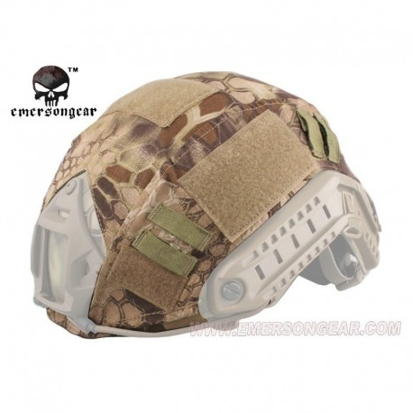 EMERSON Tactical Helmet Cover Kryp Highlander