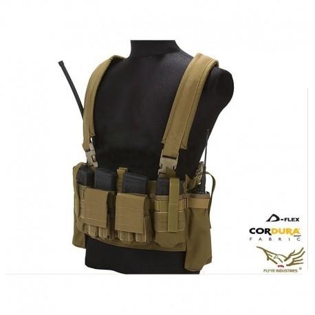 FLYYE LBT M4 Tactical Chest Vest CB
