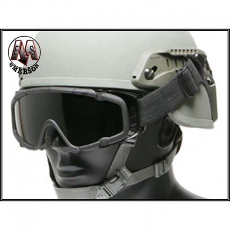 EMERSON Goggle Mount Set per Fast Helmet FG