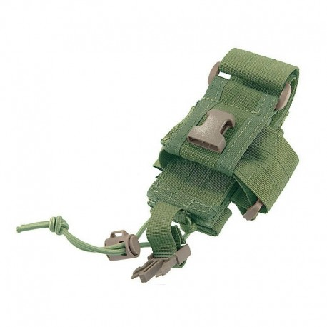 FLYYE Mid Mobile pouch OD Green