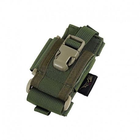 FLYYE EDC Mobile pouch OD Green