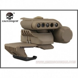 SF TORCIA ELMETTO HL1 TAN DUMMY